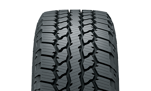 Firestone Destination AT2 Built tough for dependability, on or off-road.